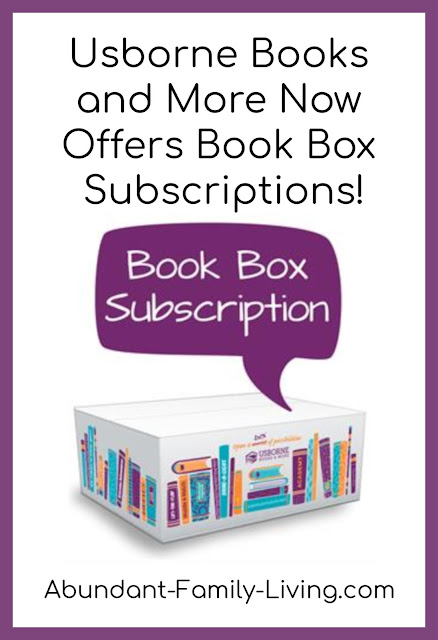 Usborne Books Subscription Boxes