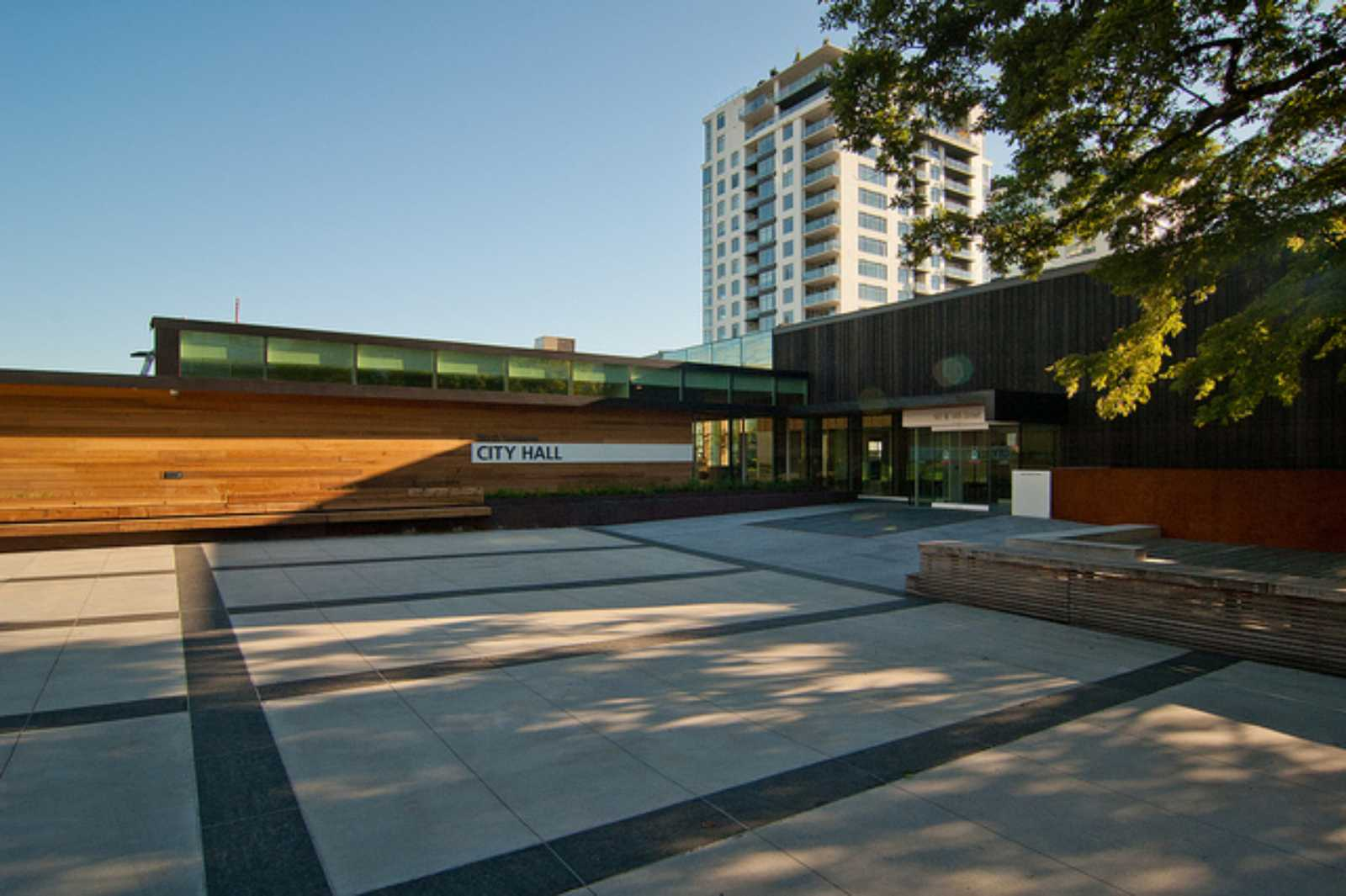 North Vancouver City Hall By Mgb Architecture A As