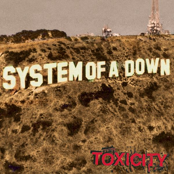 System of a Down - Toxicity (Bonus Track Version) (iTunes)