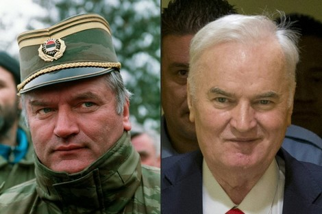 """""""الناتو"""" يرحب بسجن الجنرال ملاديتش مدى الحياة"""