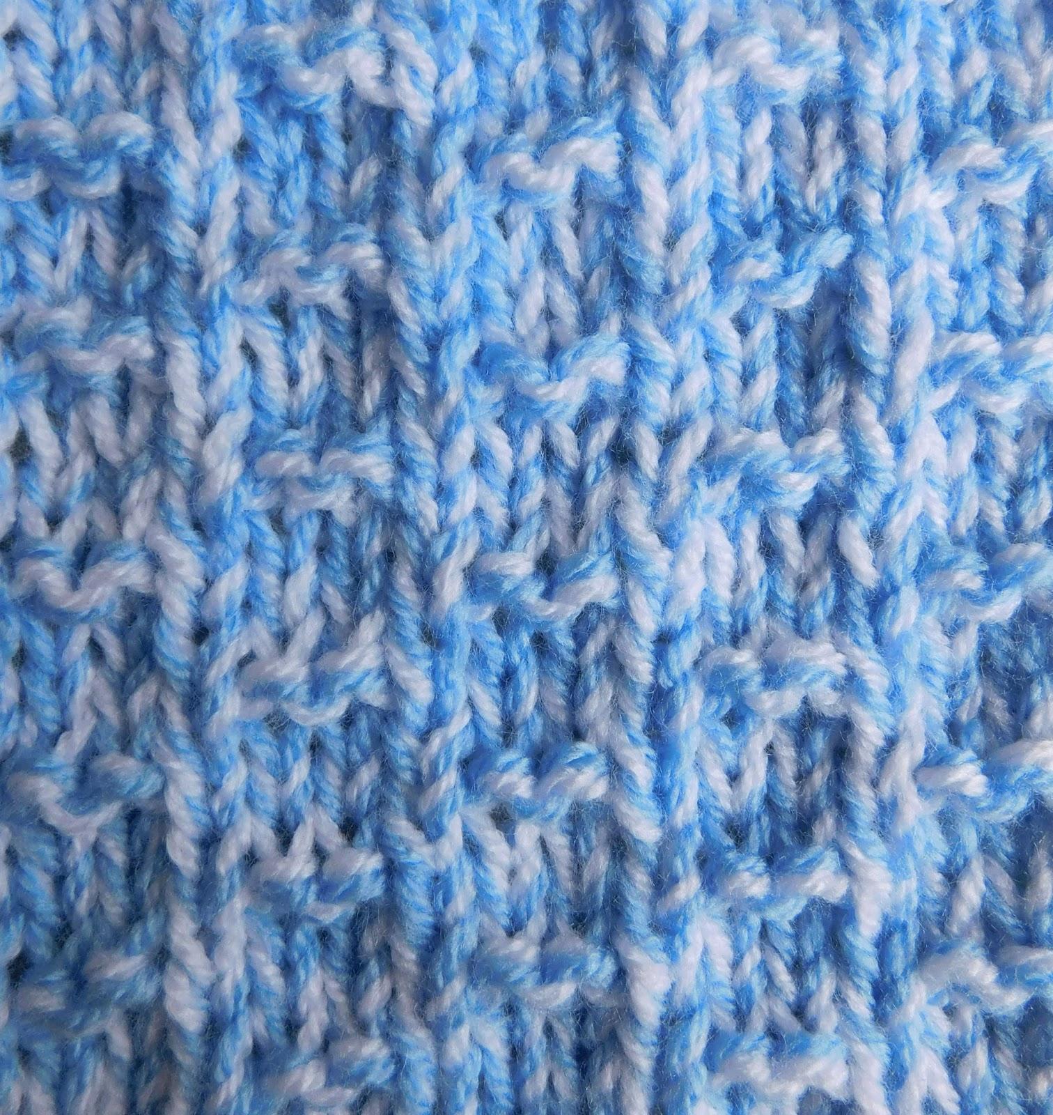 Marianna\'s Lazy Daisy Days: Nevis Chunky Baby Blanket