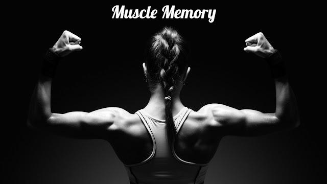 Що таке м'язова пам'ять і яка нам з того користь