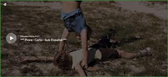 CLIC PARA VER VIDEO Prora - CORTO - Sub español - Alemania - 2012