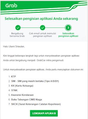 Syarat Mobil GrabCar dan Cara Daftar GrabCar Online
