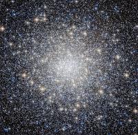 Globular Cluster Messier 92