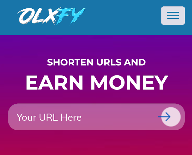Olxfy URL Popular Shortner Se Paise Kaise Kamaye | New Launching Olxfy URL Shortner Site |