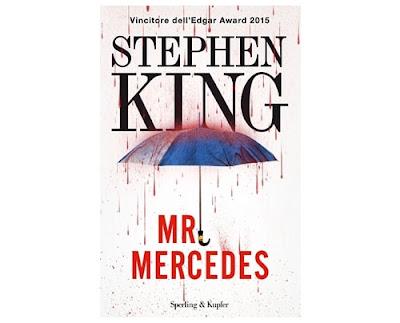 Mr. Mercedes copertina libro