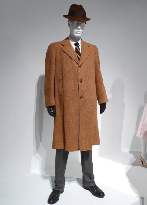Mark Rylance Bridge of Spies movie costume