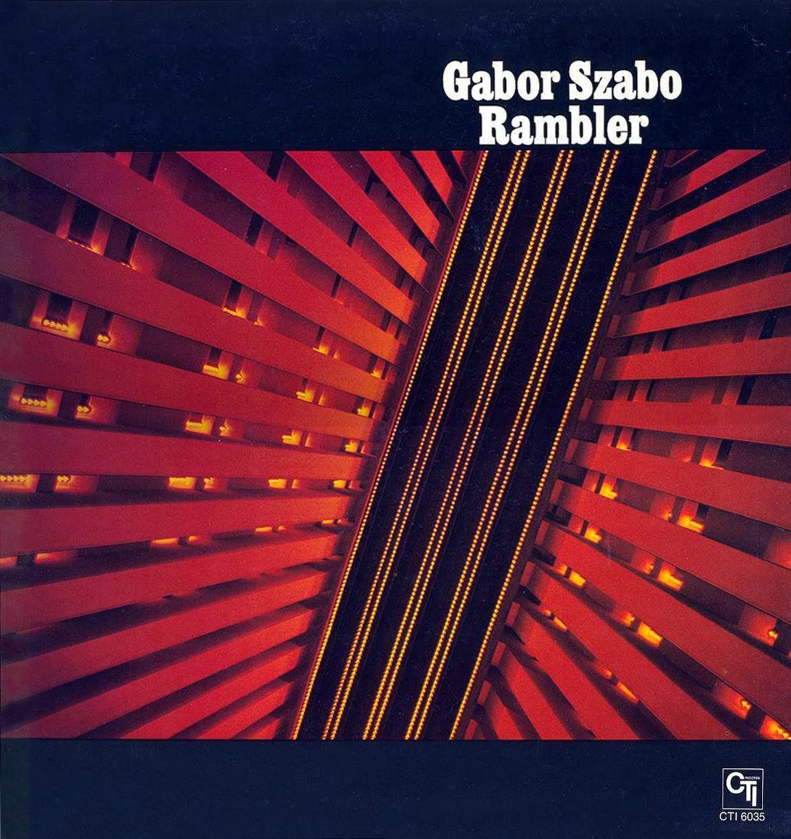 Musica Degradata: Gabor Szabo