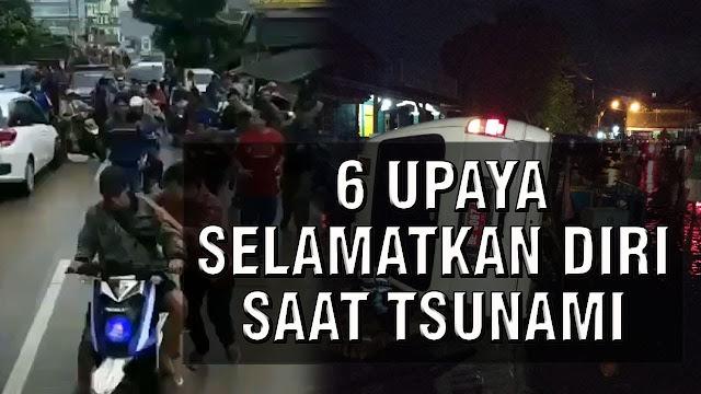 6 Cara Menyelamatkan Diri Saat Terjadi Tsunami, Apalagi Jika Terjebak di Dalam Mobil