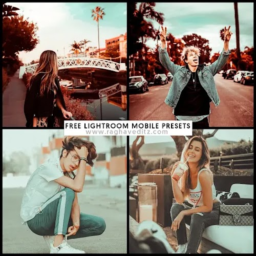 Lightroom Mobile Presets Free - Best Mobile Lightroom Presets