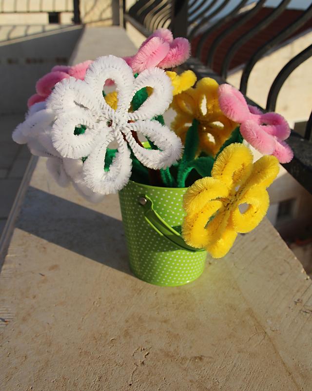 Leuke lintjes nog meer bloemen - Deco originele wc ...
