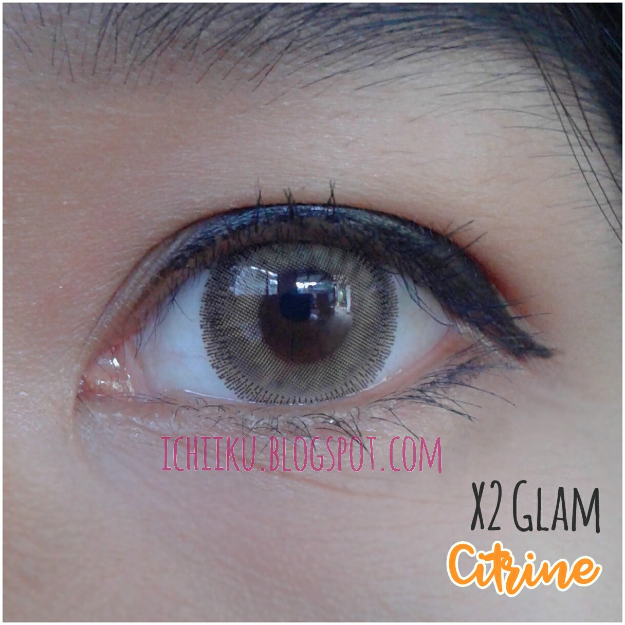 review softlens x2 glam citrine tourmaline aquamarine. Black Bedroom Furniture Sets. Home Design Ideas