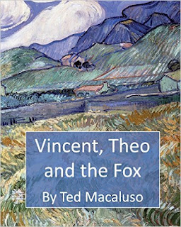Vincent, Theo and the Fox: Book Review