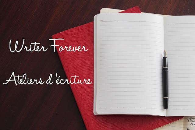 Atelier d'écriture avec Writer Forever - Véronique Martin-Place