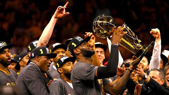 LeBron y los Cavs disparan la cotización de Nike en Bolsa