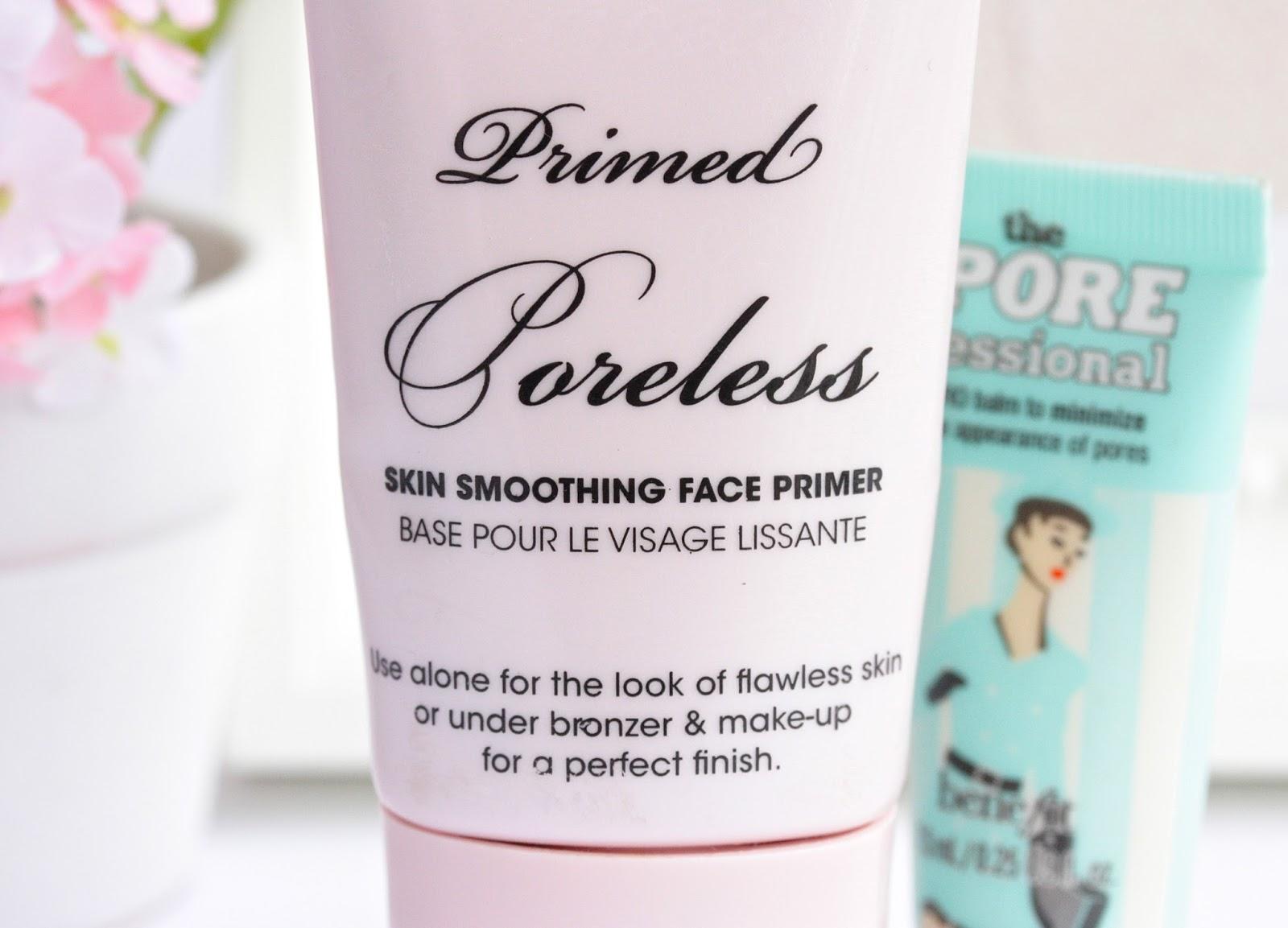 Primed & Poreless Skin Smoothing Face Primer by Too Faced #20