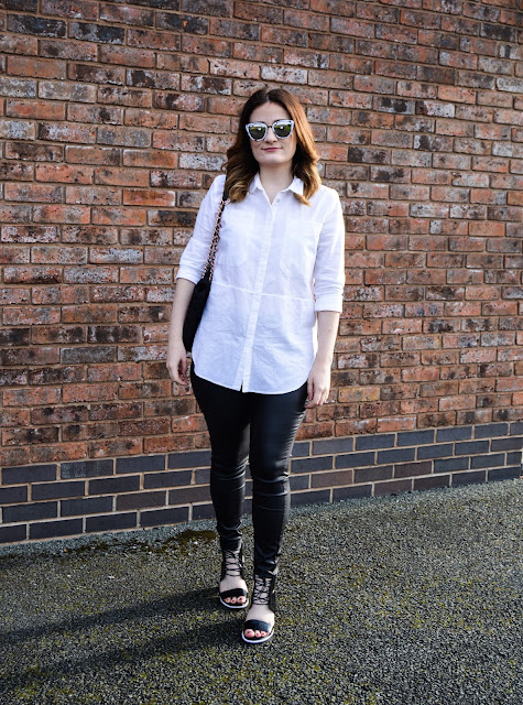 Senso Riley Fashion Blogger Quay Marble Sunglasses