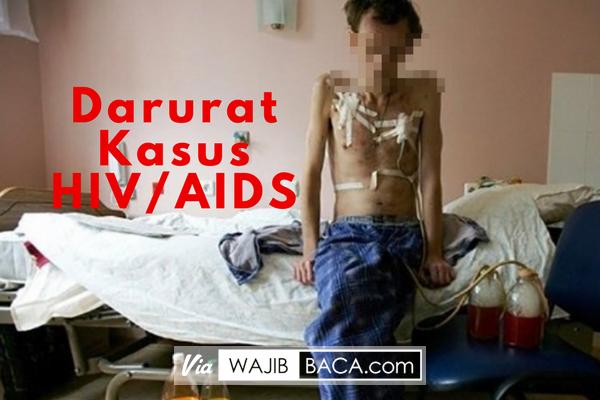 Fakta Mengerikan, Ratusan Orang di Purbalingga Mengidap HIV/AIDS