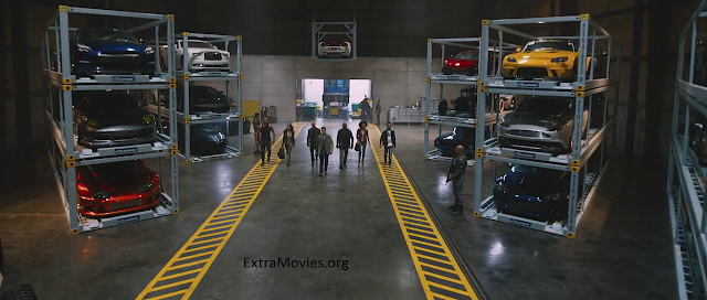 The Fate of the Furious 720p bluray hindi dd5.1ch download