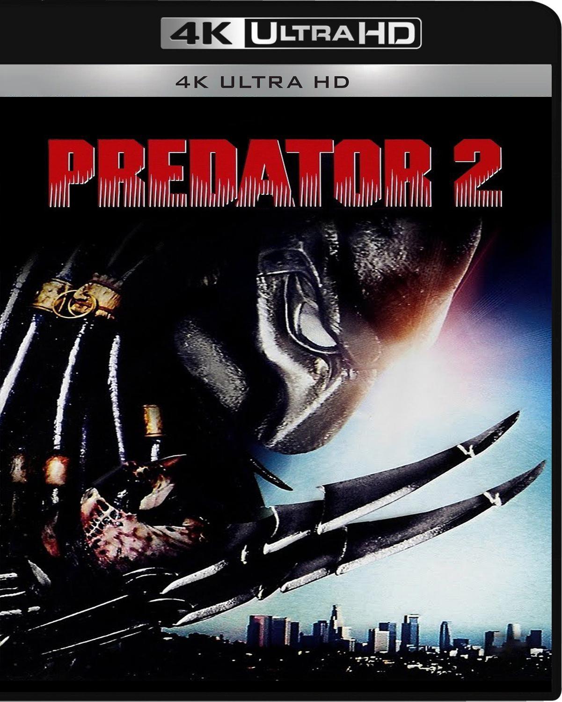 Predator 2 [1990] [UHD] [2160p] [Latino – Castellano]
