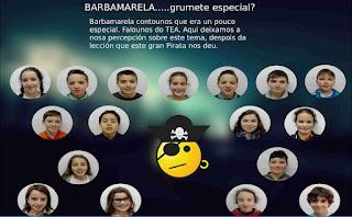 Barbamarela