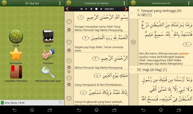 8 Aplikasi Android yang Memudahkan Anda Belajar Mengaji