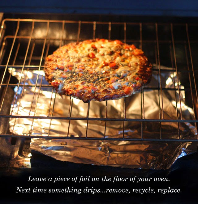 Why I Never Have To Clean My Oven