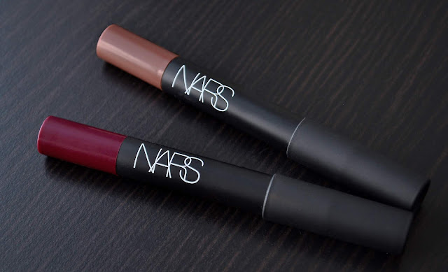 Chaos is My Life...Nars Chaos Velvet Matte Lip Duo