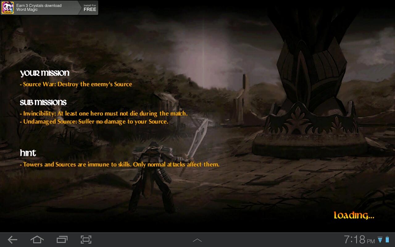 Legendary Heroes v1 9 3 Mod [Apk+Obb] Android   Kloningsoft