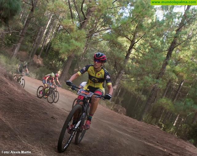 Katayza Sierra buscará su segunda Transvulcania Bike después del Mundial de Andorra