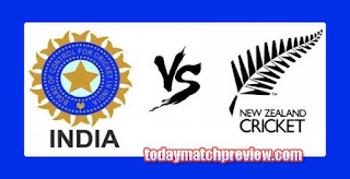Today 2nd T20 Match Prediction IND vs NZ Dream 11 Tips