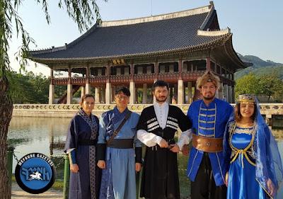 Kore'de Altay Kültür Festivali