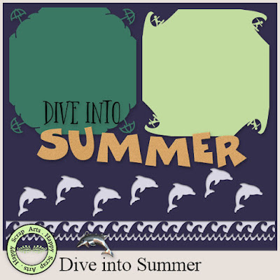 Dive into Summer and freebie