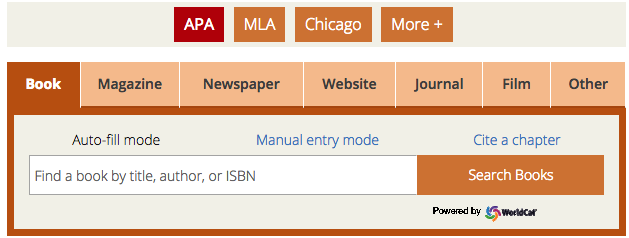 best mla citation generator