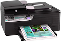 HP Officejet 4500 Printer Driver Support