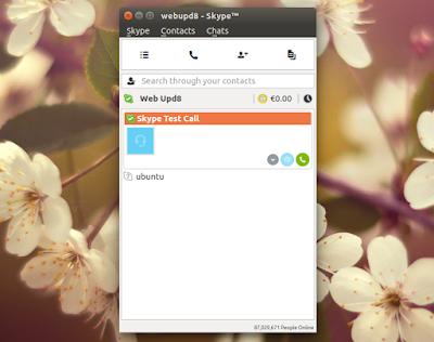 Skype Ubuntu