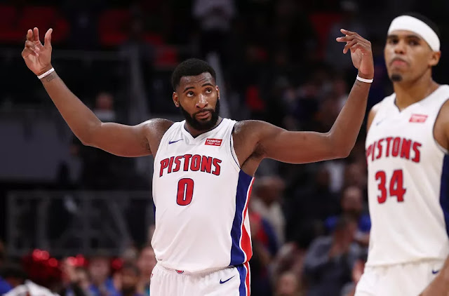Andre Drummond   PistonsFr, actualité des Detroit Pistons en France