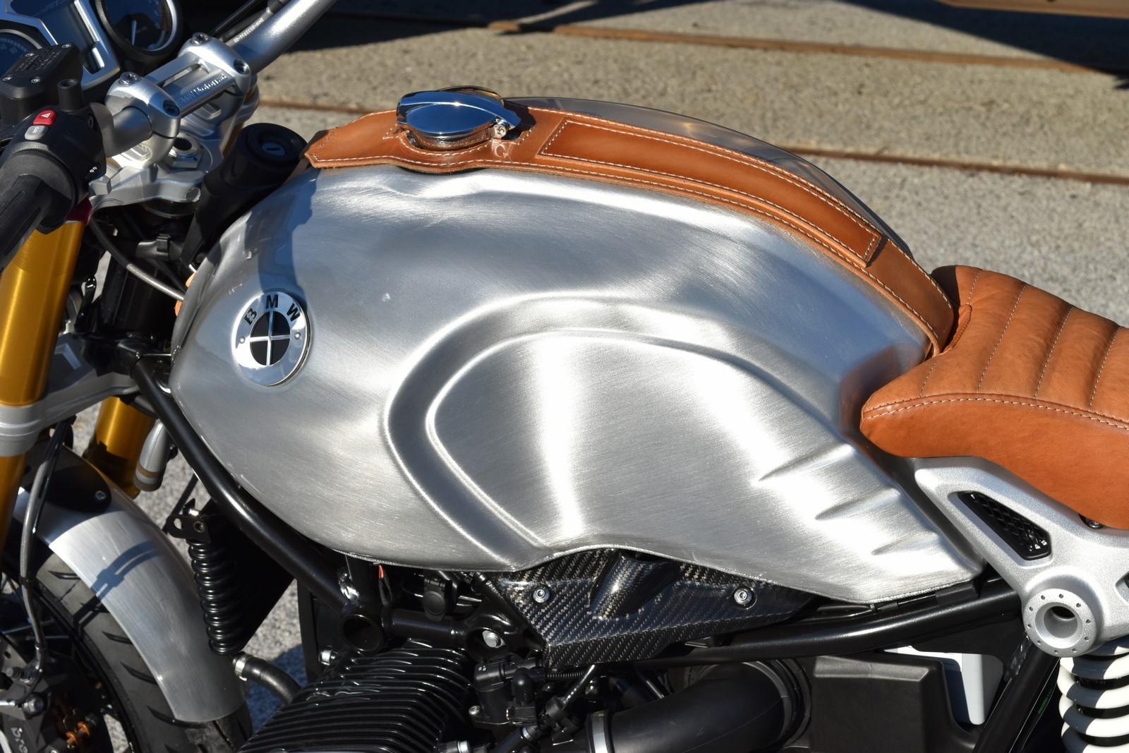 Serbatoio Cafe Racer Ducati Monster Idea Di Immagine Del Motociclo