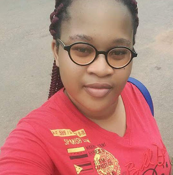 Photos: Beloved final year student of Imo State University slumps, dies after her project defence