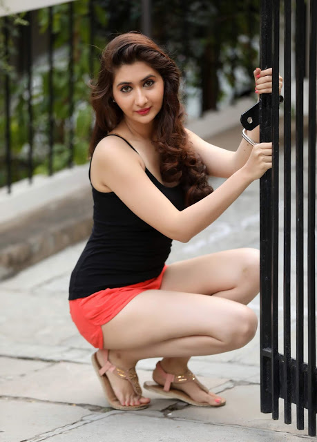 Harshada Patil's Super Hot Milky Fair Smooth Legs Will Blew Your Mind