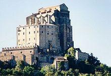 La abadía centro de la historia de El Nombre de la Rosa