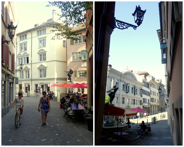 Neumarkt Zurich