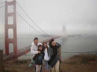 Puente de San Francisco, California, EE.UU ,  Al Este por el Oeste, vuelta al mundo, round the world, La vuelta al mundo de Asun y Ricardo, mundoporlibre.com