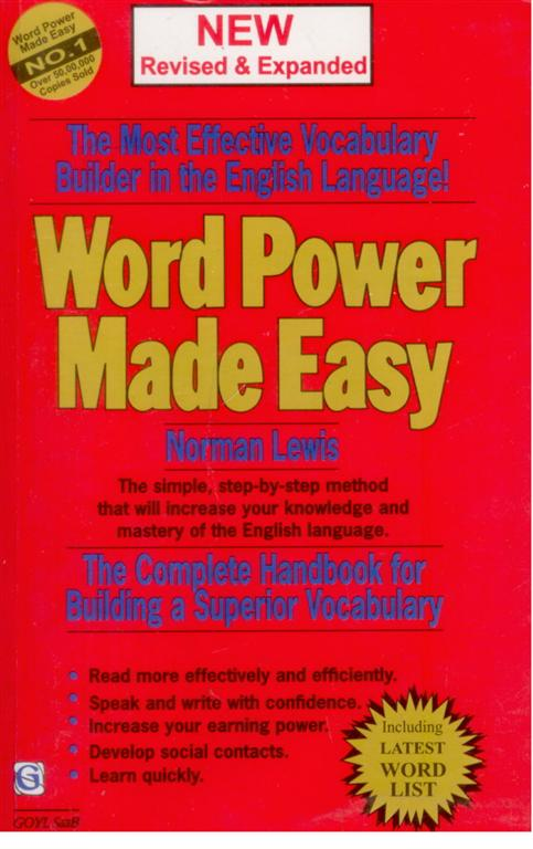 Preposition In Learn In Marathi All Complate: [Ebook]Word Power Made Easy Latest Version In Pdf Format