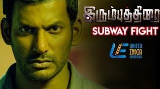 Irumbu Thirai – Richie Street Fight | Vishal | Arjun Sarja | Samantha Akkineni | Tamil Latest Scenes