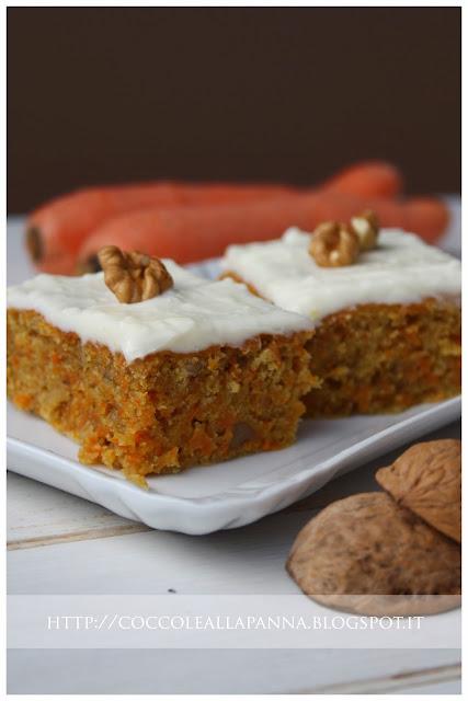 moist carrot cake torta carote