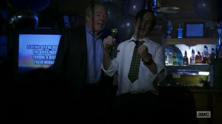 Jimmy y Chuck