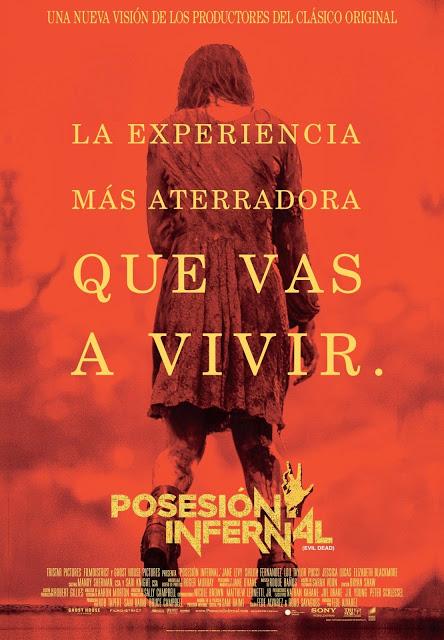 Cartel: Posesión infernal (2013)