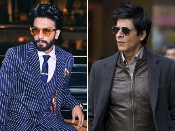 Who is better than Shahrukh Khan and Ranveer Singh Don?